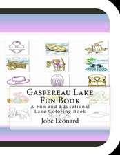 Gaspereau Lake Fun Book