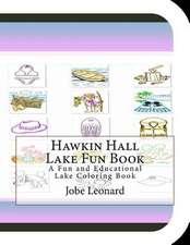 Hawkin Hall Lake Fun Book