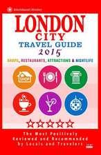 London City Travel Guide 2015