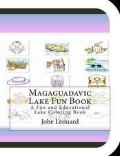 Magaguadavic Lake Fun Book