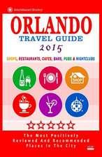 Orlando Travel Guide 2015