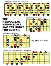 The Neapolitan Minor Scale and Its Modes for Guitar