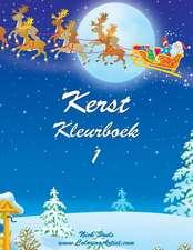 Kerst Kleurboek 1