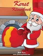 Kerst Kleurboek 4