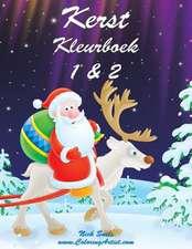 Kerst Kleurboek 1 & 2