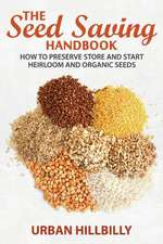 The Seed Saving Handbook