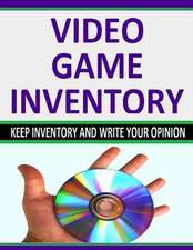 Video Game Inventory