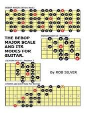 The Bebop Major Scale and Its Modes for Guitar