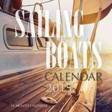 Sailing Boats Calendar 2015