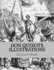 Don Quixote Illustrations