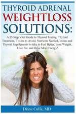 Thyroid Adrenal Weightloss Solutions