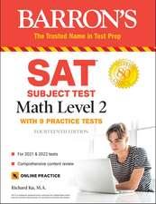 SAT Subject Test Math Level 2