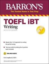 TOEFL iBT Writing (with online audio)