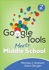 Google Tools Meets Middle School