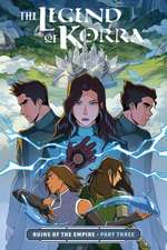 The Legend Of Korra: Ruins Of The Empire Part 3