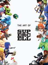 Art Of Supercell, The: 10th Anniversary Edition (retail Edition)