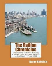 The Railfan Chronicles, Chesapeake and Ohio Railway & Norfolk and Western Railway in Michigan, 1975 to 2000