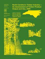 North Carolina's Timber Industry- An Assessment of Timber Product Output and Use,2009