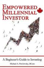 Empowered Millennial Investor