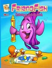 Friendfish Coloring Book 2