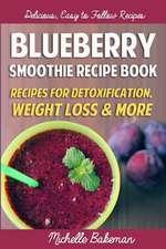 Blueberry Smoothie Recipes Book