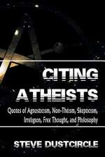 Citing Atheists