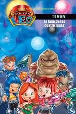 Capitan Leo- La Fase de Las Cuatro Lunas