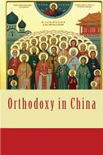 Orthodoxy in China
