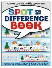 Spot the Difference Book