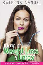 Juicing for Weight Loss & Detox