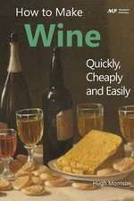 How to Make Wine Quickly, Cheaply and Easily