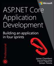 ASP.NET Core Application Development