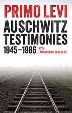 Auschwitz Testimonies