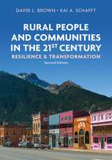 Rural People and Communities in the 21st Century Resilience and Transformation