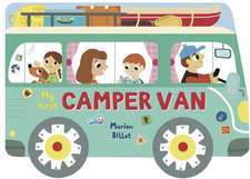 My First Camper Van:  My Ten Years in Telly