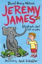 Jeremy James 1 Elephants Dont Sit On Car