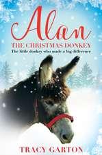 Alan The Christmas Donkey