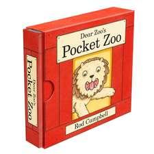 Campbell, R: Dear Zoo's Pocket Zoo