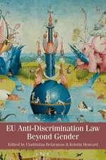 EU Anti-Discrimination Law Beyond Gender