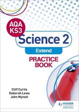 AQA Key Stage 3 Science 2 'Extend' Practice Book