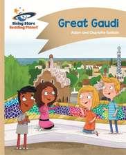 Reading Planet - Great Gaudi - Gold: Comet Street Kids