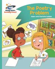 Reading Planet - The Poetry Problem - Turquoise: Comet Street Kids