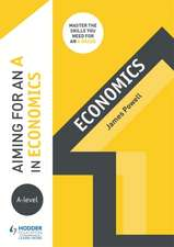 Aiming for an A in A-level Economics