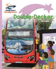 Budgell, G: Reading Planet - Double-Decker - Lilac Plus: Lif