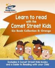 Reading Planet: Learn to read with the Comet Street Kids Six