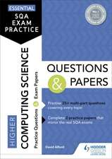 Essential SQA Exam Practice: Higher Computing Science Questions and Papers