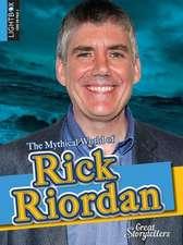 The Mythical World of Rick Riordan
