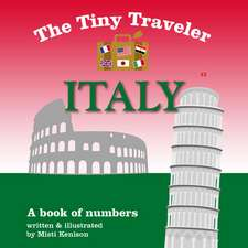 The Tiny Traveler: Italy: A Book of Numbers