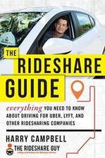 The Rideshare Guide