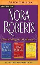 Nora Roberts Circle Trilogy Collection:  Morrigan's Cross, Dance of the Gods, Valley of Silence